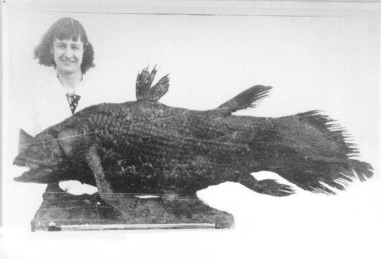 Marjorie_Courtenay-Latimer_and_Coelacanth