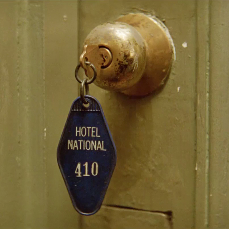 Leon: The Professional: Hotel Room Key